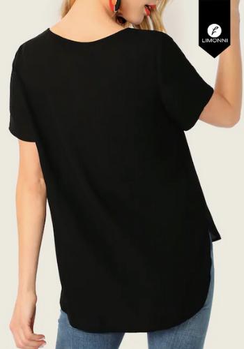 Blusas para mujer Limonni Claudette LI2482 Casuales