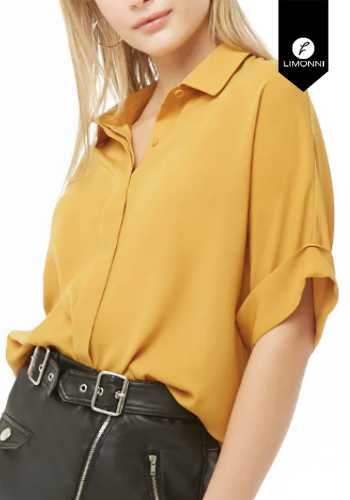 Blusas para mujer Limonni Claudette LI2485 Casuales