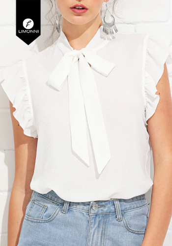 Blusas para mujer Limonni Claudette LI2486 Casuales
