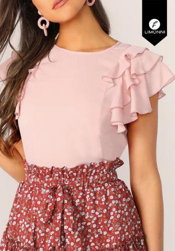 Blusas para mujer Limonni Claudette LI2489 Casuales