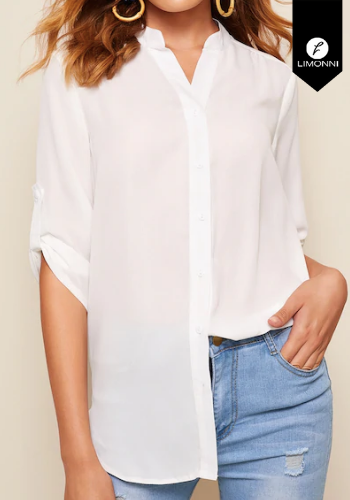Blusas para mujer Limonni Bennett LI2490 Camiseras