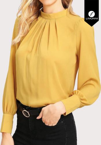 Blusas para mujer Limonni Bennett LI2494 Casuales