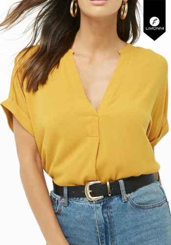Blusas para mujer Limonni Claudette LI2496 Casuales