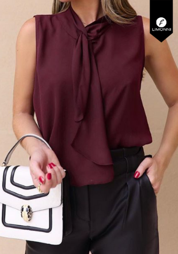 Blusas para mujer Limonni Claudette LI2499 Casuales