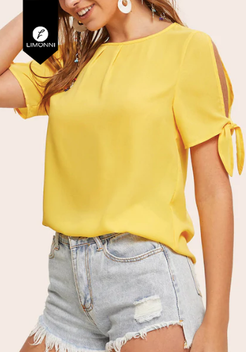 Blusas para mujer Limonni Claudette LI2500 Casuales