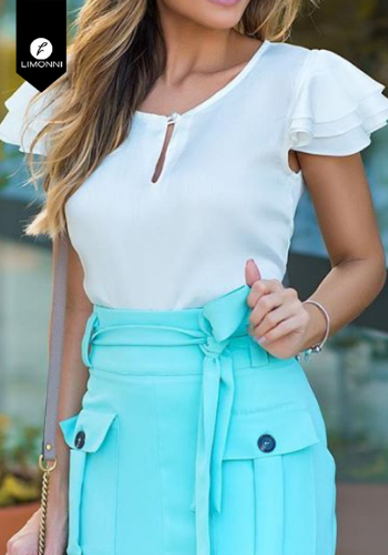 Blusas para mujer Limonni Claudette LI2501 Casuales