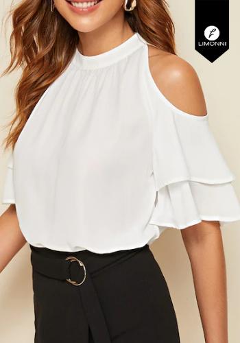 Blusas para mujer Limonni Claudette LI2502 Casuales