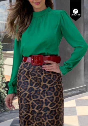 Blusas para mujer Limonni Claudette LI2503 Casuales