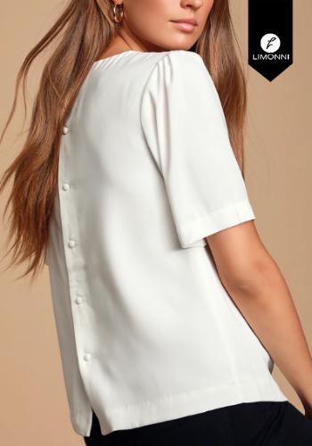 Blusas para mujer Limonni Claudette LI2504 Casuales