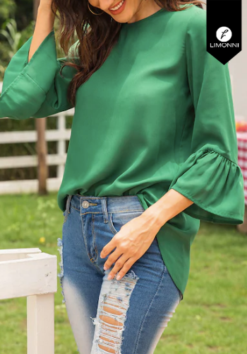 Blusas para mujer Limonni Bennett LI2505 Casuales