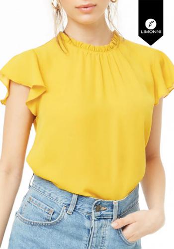 Blusas para mujer Limonni Claudette LI2508 Casuales