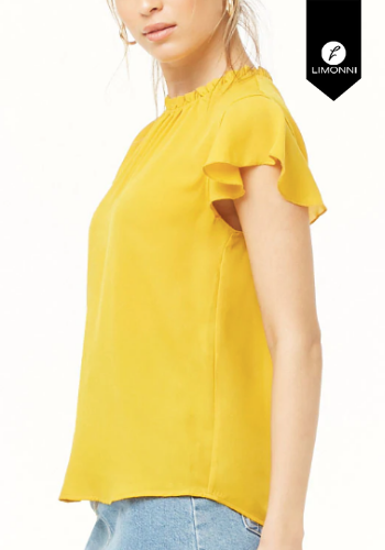 Blusas para mujer Limonni Bennett LI2508 Casuales