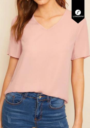 Blusas para mujer Limonni Claudette LI2511 Casuales