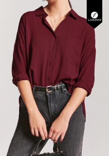 Blusas para mujer Limonni Claudette LI2514 Camiseras