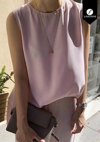 Blusas para mujer Limonni Claudette LI2518 Basicas