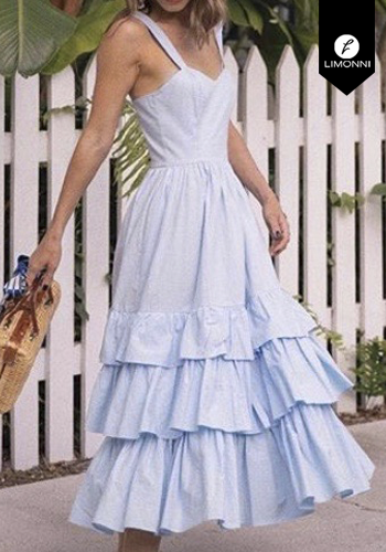 Vestidos para mujer Limonni Claudette LI2536 Largos elegantes