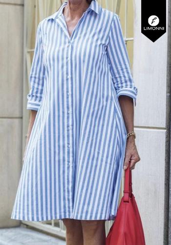Vestidos para mujer Limonni Claudette LI2537 Cortos Casuales