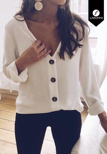 Blusas para mujer Limonni Claudette LI2539 Casuales