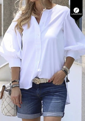 Blusas para mujer Limonni Claudette LI2540 Camiseras