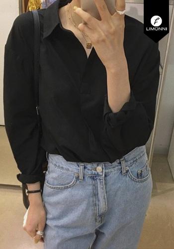 Blusas para mujer Limonni Claudette LI2541 Camiseras