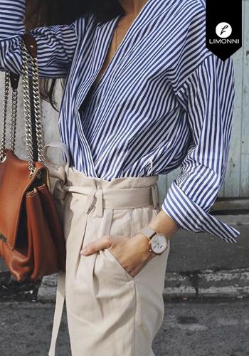 Blusas para mujer Limonni Claudette LI2542 Camiseras