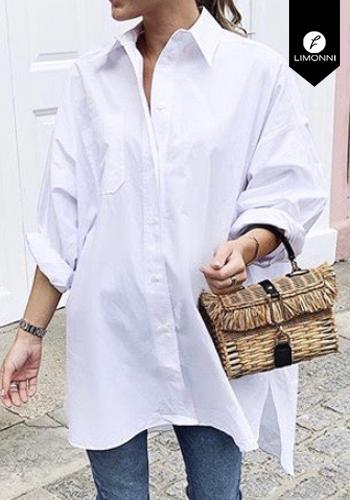 Blusas para mujer Limonni Claudette LI2549 Camiseras