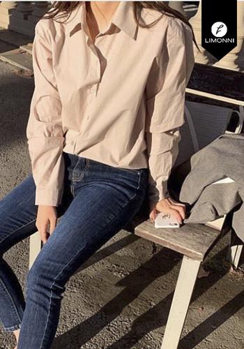 Blusas para mujer Limonni Claudette LI2552 Camiseras