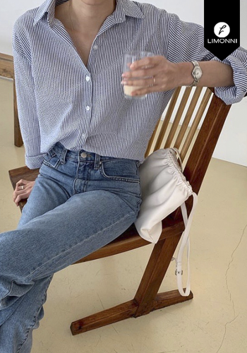 Blusas para mujer Limonni Claudette LI2556 Camiseras