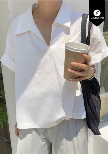 Blusas para mujer Limonni Claudette LI2557 Casuales