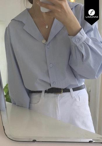 Blusas para mujer Limonni Claudette LI2562 Camiseras