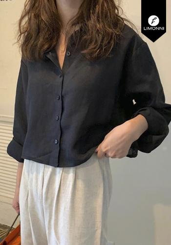 Blusas para mujer Limonni Claudette LI2563 Camiseras