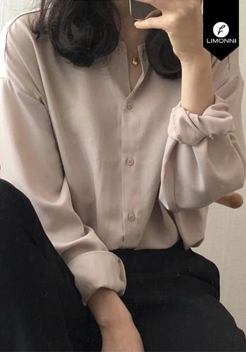 Blusas para mujer Limonni Claudette LI2566 Camiseras