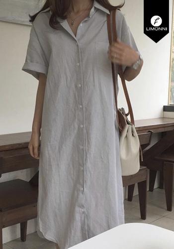 Vestidos para mujer Limonni Claudette LI2567 Cortos Casuales