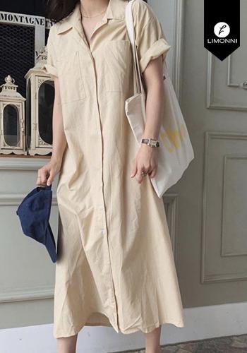 Vestidos para mujer Limonni Claudette LI2573 Cortos Casuales
