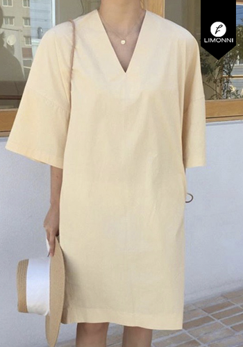 Vestidos para mujer Limonni Claudette LI2575 Cortos Casuales
