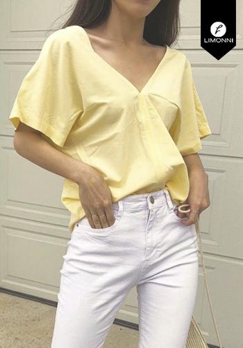 Blusas para mujer Limonni Claudette LI2580 Casuales