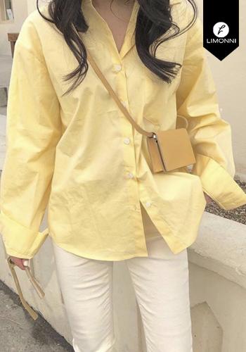 Blusas para mujer Limonni Claudette LI2581 Camiseras
