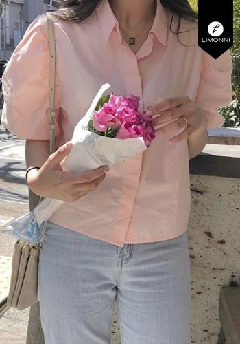 Blusas para mujer Limonni Claudette LI2586 Camiseras