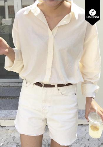 Blusas para mujer Limonni Claudette LI2589 Camiseras