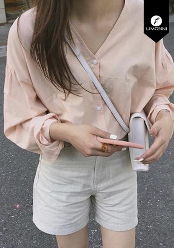 Blusas para mujer Limonni Claudette LI2590 Camiseras