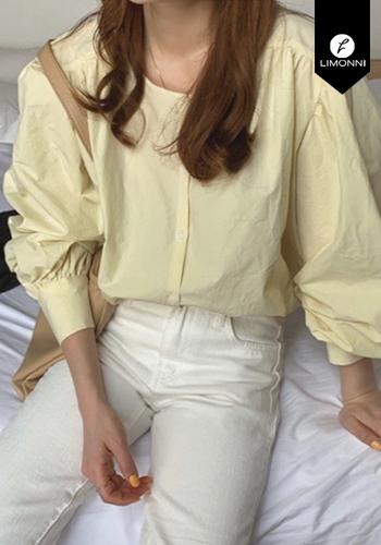 Blusas para mujer Limonni Claudette LI2591 Camiseras