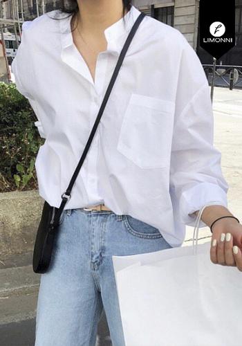 Blusas para mujer Limonni Claudette LI2592 Camiseras