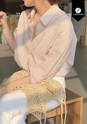 Blusas para mujer Limonni Claudette LI2593 Camiseras