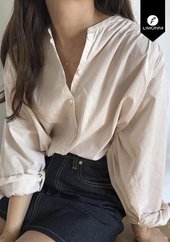 Blusas para mujer Limonni Claudette LI2596 Camiseras