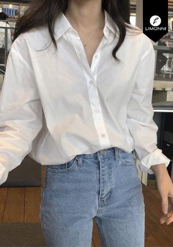 Blusas para mujer Limonni Claudette LI2597 Camiseras