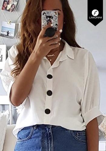 Blusas para mujer Limonni Claudette LI2610 Camiseras
