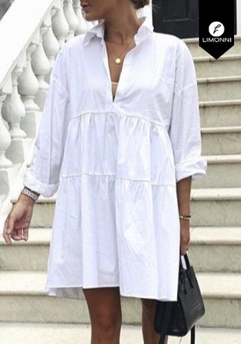 Vestidos para mujer Limonni Claudette LI2611 Cortos Casuales