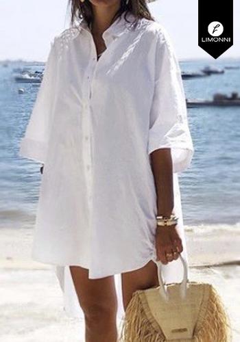 Vestidos para mujer Limonni Claudette LI2613 Cortos Casuales