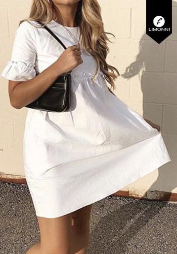 Vestidos para mujer Limonni Claudette LI2614 Cortos Casuales