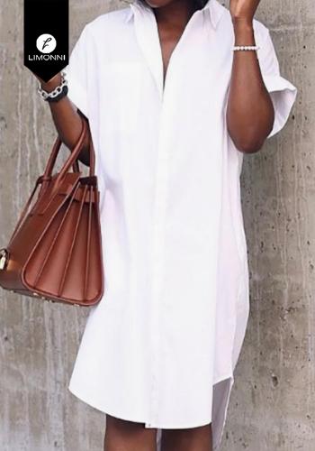 Vestidos para mujer Limonni Claudette LI2616 Cortos Casuales
